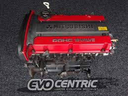 evolution mitsubishi engine mitsubishi evolution 4g63t tall bare motor engine cp9a evo 6