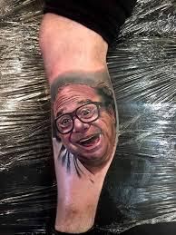 danny devito danny devito and charlie day portrait tattoos album on imgur