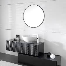 Contemporary Bathrooms Contemporary Bathroom Cabinet Mdf With Drawer Wall Mounted