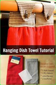 kitchen towel craft ideas top 10 beginner sewing tutorials sewing projects towels and