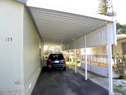 metal car porch mobile home awnings superior awning