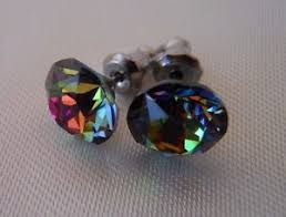 s hypoallergenic earrings hypoallergenic earrings swarovski elements surgical steel lead