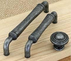 Rustic Oak Kitchen Cabinet Knobs Antique Black Knobs Dresser - Antique kitchen cabinet knobs