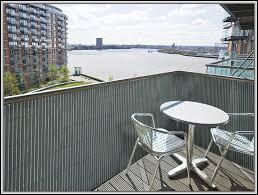 balkon sichtschutz grau 100 images sichtschutz plexiglas - Pvc F R Balkon