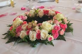 Vase Pour Composition Florale Plan De Table Le Blog Des Fleurs Pour Vos Centres De Table