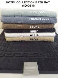Hotel Collection Bath Rugs 100 Cotton Hotel Collection Towels And Bath Mat Emirates Textiles