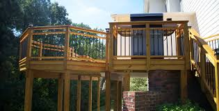 building a deck with treated wood u2013 the ultimate guide lonza