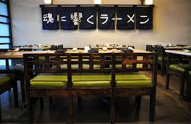 tanoshii ramen coevál space design and concepts