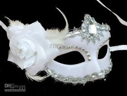 masks for masquerade white masks for masquerade lace beautiful acrylic diamond