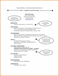 Chef Resume Samples Free by Artist Resume Samples Best Free Resume Collection