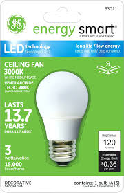Ge Led Light Bulbs Ceiling Fan Ceiling Fan Led Light Bulbs Bonlux 6w Dimmable E12