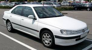 peugeot 406 brief about model