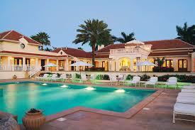 french chateau homes le chateau des palmiers luxury retreats