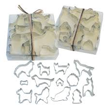 dogs and cats cookie cutters