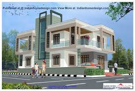Design Styles House Exterior Elevation Modern Style Kerala Home Design And Floor