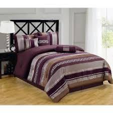 Purple And Gray Comforter Purple And Gray Comforter Set