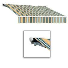 Retractable Awning Parts Remote Control Retractable Awnings Awnings The Home Depot