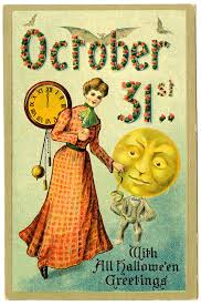 halloween birthday pics vintage halloween graphic woman with moon man the graphics fairy