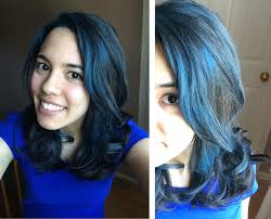 black hair with blue black highlights pics of blue black hair with