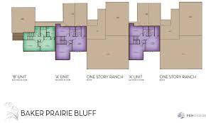 Prairie Ranch Apartments Floor Plans Baker Prairie Bluff Sergeant Bluff Iowa Developement