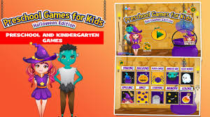 halloween preschool games android apps on google play