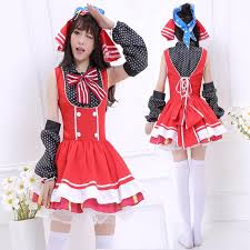 carnevale costumes anime live costume nishikino maki for woman girl