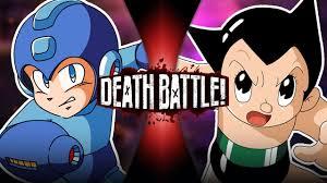 mega man astro boy death battle