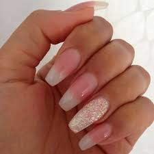 natural acrylic nails pictures nail art ideas