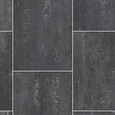 ecostep black slate tile 589 cushioned vinyl flooring factory