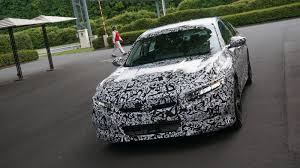 the 2018 honda accord will debut on july 14 roadshow