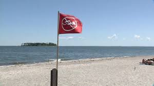 silver sands state park beach remains closed water to be tested