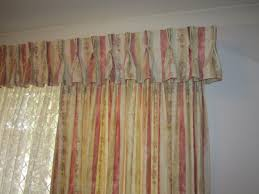 Sheer Curtains With Valance Pinch Pleat Curtain Valance Sensational Pleated Sheer Curtains