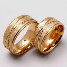 couple rings gold images Glamorosa organic glittered couple ring gold lazada ph webp