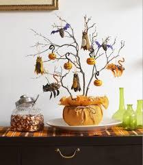 Decorated Halloween Trees Halloween Decoration Ideas