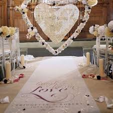 aisle runner wedding expressions personalized aisle runner the knot shop