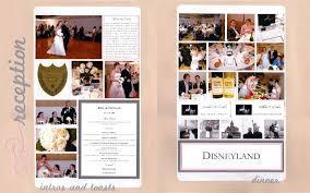 wedding scrapbook scrapbook wedding gift guest book ideas citygates co