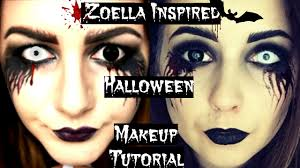 zoella inspired halloween makeup tutorial love n youtube
