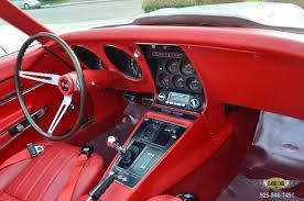 1968 corvette interior 1968 corvette 427c i s match fact hardtop interior