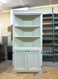 ana white my own weathered corner hutch diy projects