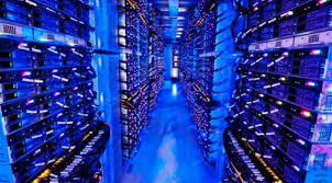 data center servers microsoft now has one million servers less than google but more