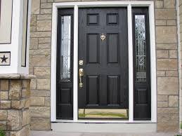 Patio Door With Sidelights Brilliant Fiberglass Front Doors Entry Doors Upstate Door Arched