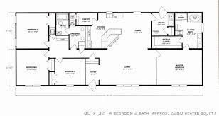 4 bedroom floor plans ranch open floor plans ranch homes inspirational 5 bedroom house plans