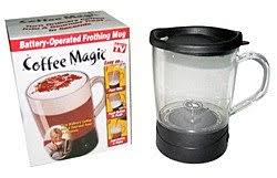 Coffee Magic coffee magic frothing mug co uk kitchen home