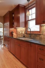 85 gorgeous kitchen backsplash decor with dark cabinets