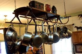 kitchen pot rack ideas kitchen charming pot rackjpg rack kitchen ideas sled diy ceiling