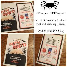 let the boo u0027ing begin boo kit and haunted house ideas