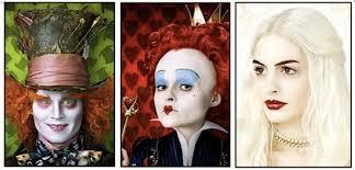 image gallery alice wonderland characters tim burton