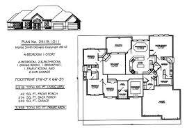 4 bedroom 4 bath house plans single 4 bedroom house plans modern 3 one 3 bedroom 4