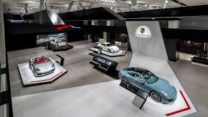 volkswagen group porsche opens u201cfascination sports cars u201d brand exhibit