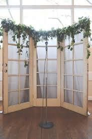 wedding backdrop on a budget best 25 cheap greenery wedding ideas on wedding
